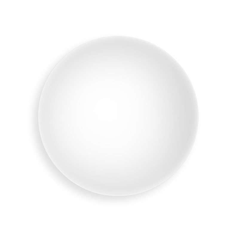 Led light sphere 40cm, Cool white